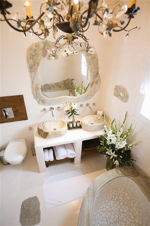 Master Bedroom, Villa Hurmuses, Mykonos, Greece. Website: Www.mykonosvilla.com