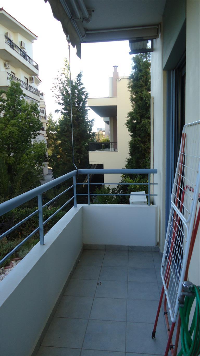 Balcony Back